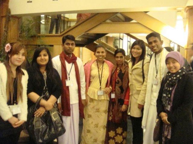 international delegation
