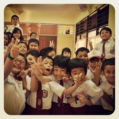 Siswa/i SD Kenari 9 Salemba, Jakarta